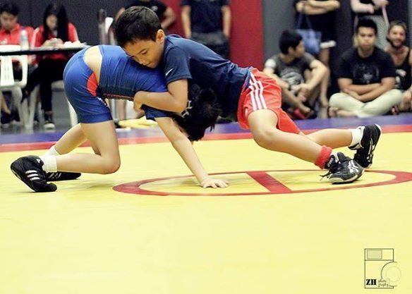 Types of Classes | Lions Wrestling Club Singapore