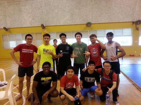 team takedown tournament 2014